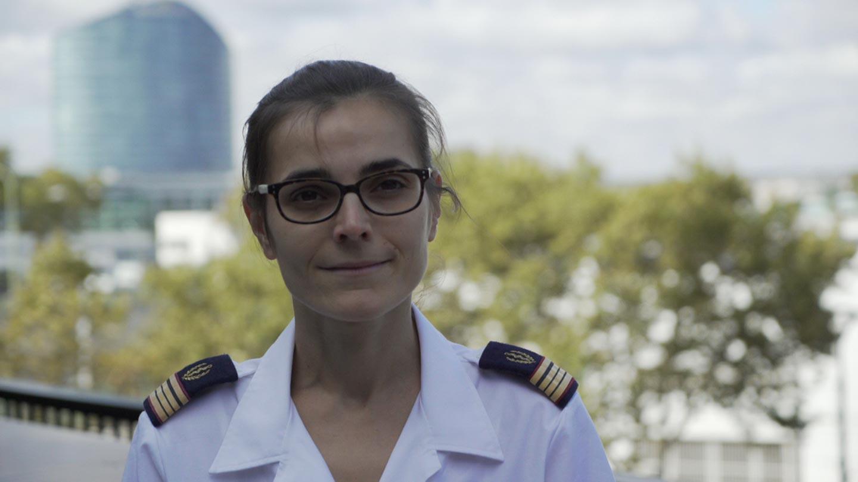 Hélène, médecin principal
